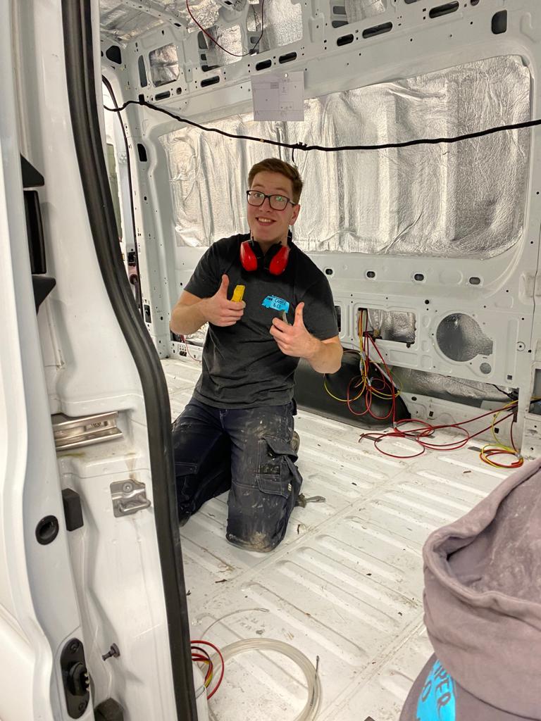 Stefan camperbuilder